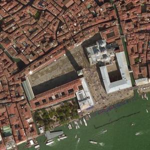 Basilica San Marco (Bing Maps)