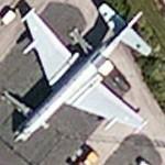 BAe Nimrod MR2 (XV231) (Bing Maps)