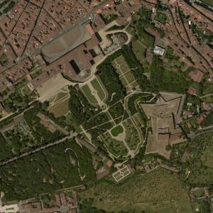 Forte Di Belvedere Kim Kardashian Kanye West Wedding Location In Florence Italy Virtual Globetrotting