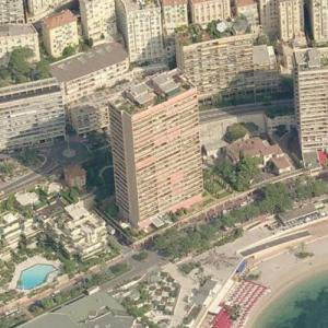 Novak Djokovic's Apartment (Bing Maps)