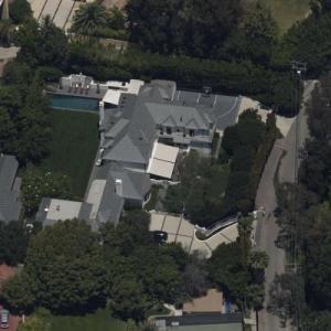 Scooter Braun's House (Bing Maps)