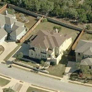 Kawhi Leonard's Rental Home (Bing Maps)