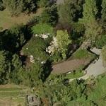 Ricki Lake's House (Birds Eye)