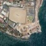 Europa Point Stadium site