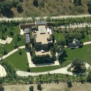 José Mourinho's House (former) (Bing Maps)