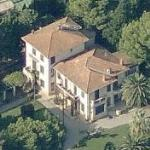 Hubert de Givenchy's House