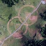 Scientology Spaceship Landing Zone (Bing Maps)