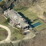 Bill & Hillary Clinton's Rental House (Birds Eye)