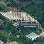 Douglas Holtby's House (Birds Eye)