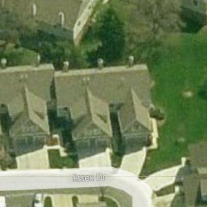 Michael Jordan's House (former) (Bing Maps)