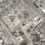 Suspected ISIS training ground (Bing Maps)