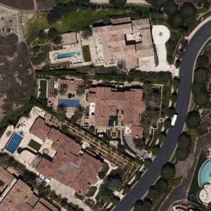 Kobe Bryant's House (Bing Maps)