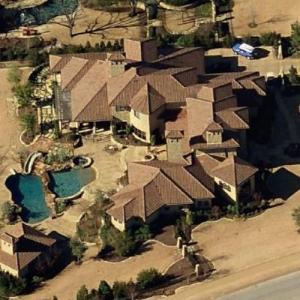 Jason Witten's House (Bing Maps)