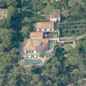Victor Pinchuk's House (Bing Maps)