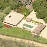 Merv Griffin's House (Former) (Birds Eye)