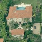 Ivan Lendl's House (Former) (Birds Eye)