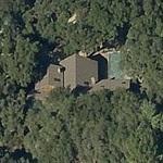 Paula Patton's House (Birds Eye)