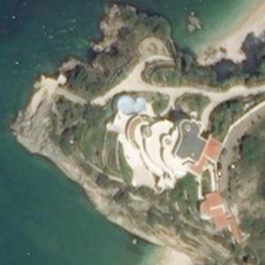 Roman Abramovich's Villa (Bing Maps)
