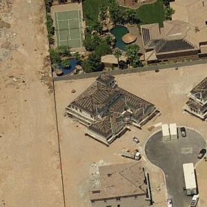Jonathan & Drew Scott's House (Property Brothers) (Bing Maps)