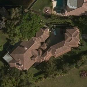 Wesley Snipes' House (former) (Bing Maps)