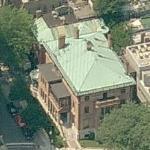 William Wrigley, Jr.'s House (Former) (Birds Eye)