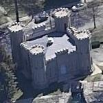 Castle Gatehouse at Georgetown Reservoir (Birds Eye)