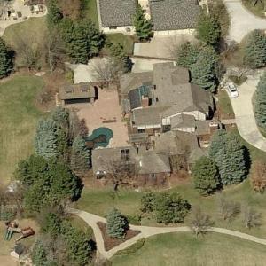 John Elway's House (Bing Maps)