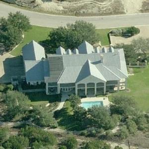 Gregg Popovich's House (Bing Maps)