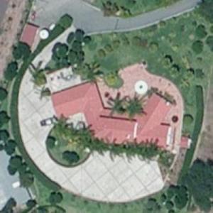 Adrian Beltre's House (Bing Maps)