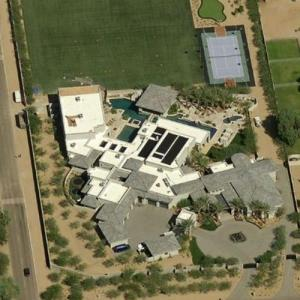 Kurt Warner's House (Bing Maps)