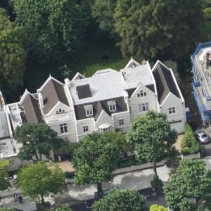Sir Sydney Lipworth's House (Birds Eye)