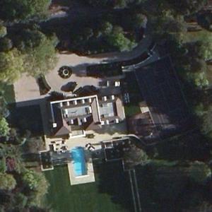 Liam Payne's House (Bing Maps)