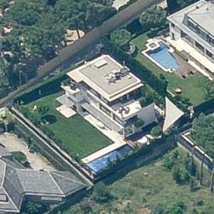 Neymar's House (Former) (Bing Maps)