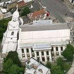 St Alfege's Church - Greenwich