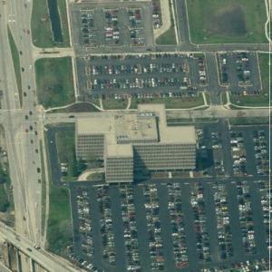 McDonald's headquarters (Bing Maps)