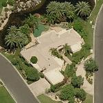 Glen Sather's House (Birds Eye)