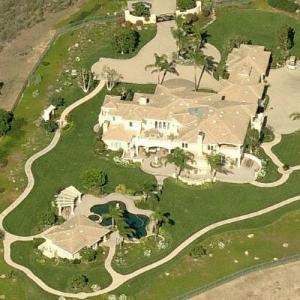 Gary Sinise's house (Bing Maps)