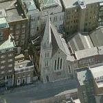(Former) St Paul's Church - Dock Street (Birds Eye)