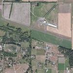 Sequim Valley Airport (Bing Maps)
