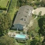 Chris Meledandri's House (Birds Eye)