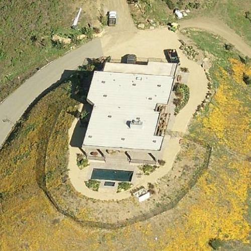 Caitlyn Jenner's House (Birds Eye)