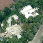 Gloria Estefan's House (Birds Eye)