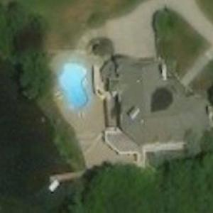 Nick Cannon's House (Birds Eye)