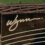 Wynn Las Vegas Hotel (Birds Eye)