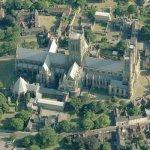 Lincoln Cathedral (Birds Eye)