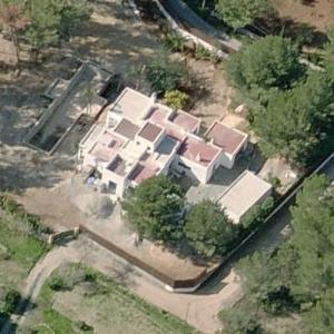 David Guetta's House (Bing Maps)