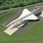 Concorde at Filton (Birds Eye)