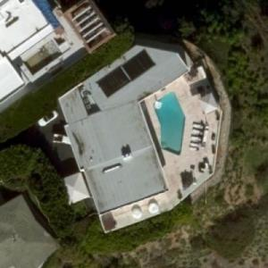 Dan Bilzerian's House (leased) (Bing Maps)