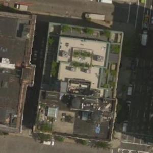 Jay-Z's Tribeca Penthouse (Bing Maps)