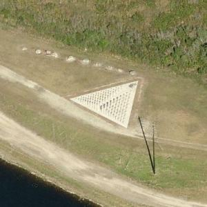 ValuJet Flight 592 memorial (Birds Eye)